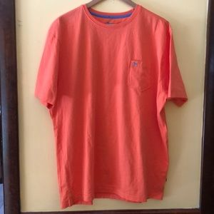 Men's Black Dog short sleeve pocket shirt
